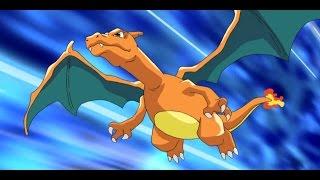 Roblox Pokemon Go #1/ I caught Charizard