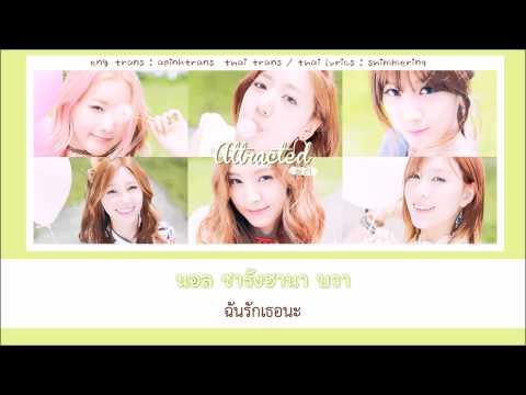 [karaoke/thaisub] APINK - Attracted To U (끌려)