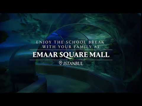 Enjoy Your Semester Break For The Whole Family At Emaar Square Mall Istanbul