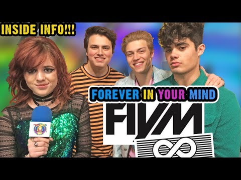 BOY BAND FIYM's Lost Forever Boys Vampire Pilot, Ricky & Emery on Nick & Netflix & Singing