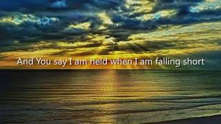 You Say - Lauren Daigle - KARAOKE / INSTRUMENTAL