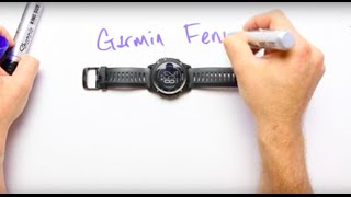 Garmin Fenix 3, Tempe, and HRM Review and Info