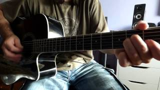 Pearl Jam - State Of Love And Trust, Unplugged (Acoustic Guitar Cover) [HD]