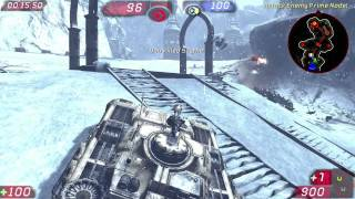 Unreal Tournament 3 Multiplayer Gameplay   Warfare on Avalanche