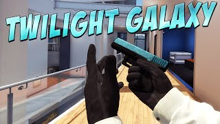 CS:GO - Glock-18 | Twilight Galaxy Gameplay