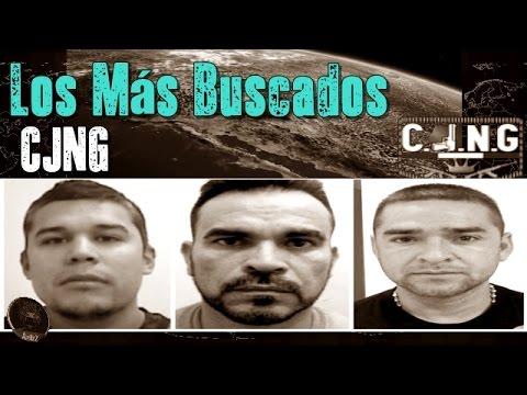 Los 10 más buscados del CJNG en Tijuana
