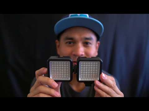 mini-dimmable-led-video-fill-light-for-vlogging-&-comparison---unboxing