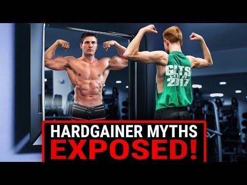 4 Horrible TEEN HARDGAINER Training Myths Exposed DON T