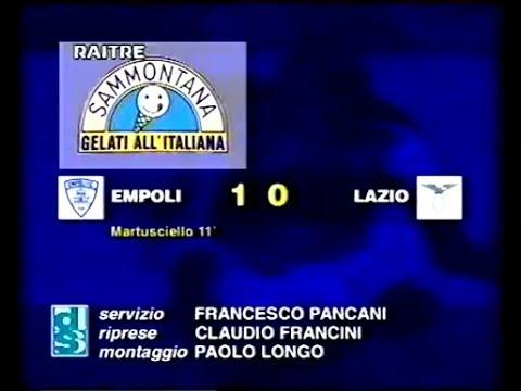 1997-98 (3a - 21-09-1997) Empoli-Lazio 1-0 [Martusciello] Servizio D.S.Rai3