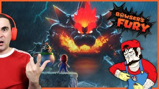 MARIO DOES DRUGS! (Bowser's Fury)