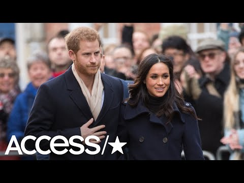 Meghan Markle Joins Prince Harry For A Powerful Christmas Carol Service | Access