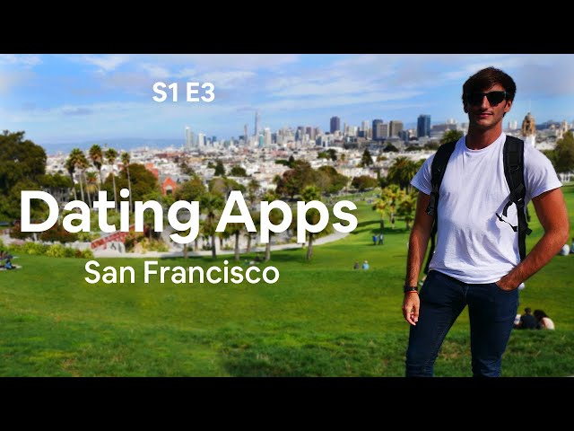 S1 E3: Discussing Gay Dating Apps On My Date in San Francisco | The Gay Explorer