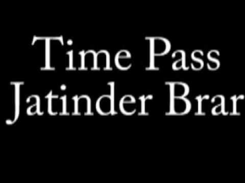 Time Pass - Jatinder Brar