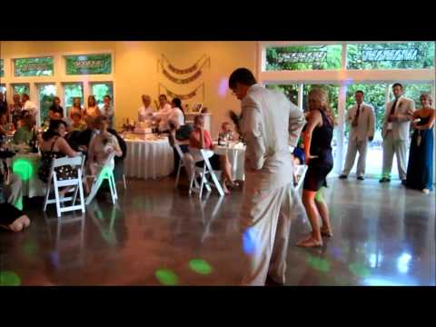 Mother and Son's Wedding Dance...FUN!