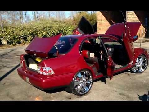 94 Corolla On 20s Youtube
