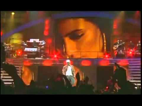 Usher - Burn - Live