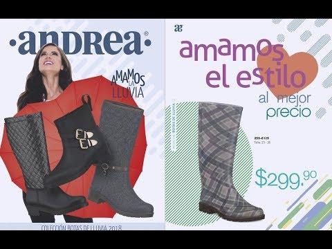 Catalogos de botas de lluvia andrea 2018 youtube for Nuovo arredo andria catalogo
