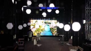 Absen led lighting from #ldi2014