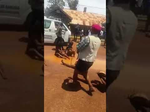 English Speaking Students at Yaoundé University II Brutalized.