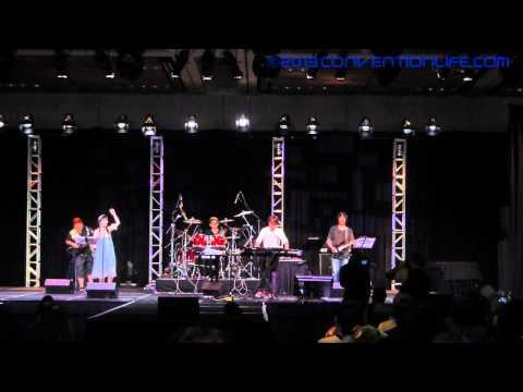 3of? Japan Expo USA 2013, Noriyuki Iwadare Band (Sat): Theme Of Grandia/Canção Do Povo