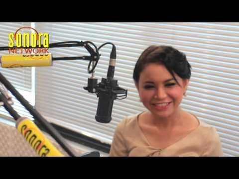 Rossa Indonesiana live di 92,0 FM Radio Sonora Jakarta