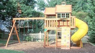 Playground Safety --purchasing Backyard Equipment