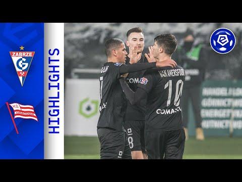Gornik Z. Cracovia Goals And Highlights