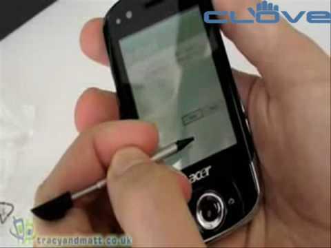 Acer X960 Unboxng