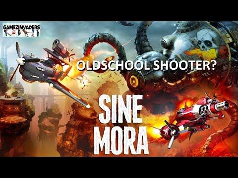 SINE MORA EX! Side Scrolling Shoot Em Up! [Xbox One X]