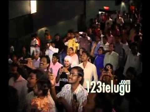 Gaganam Premiere Show  123telugu  Nagarjuna, Prakash Raj, Brahmanandam