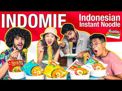 Honest Review Of Indomie(الإندومي) Noodle