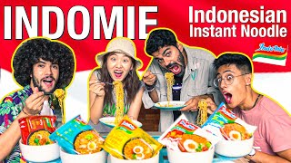 Honest Review of Indomie(الإندومي) Noodle