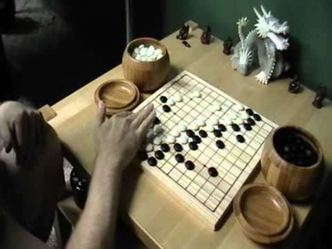 learn go in 15 mins example game