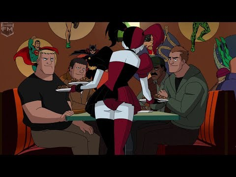 Nightwing is looking for Harley Quinn | Batman and Harley Quinn from YouTube · Duration:  4 minutes 43 seconds