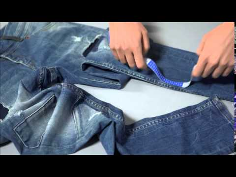 THE SCIENCE OF DENIM - Patching