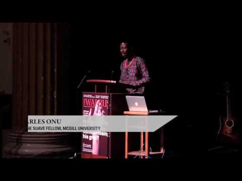 The Walrus Talks Africa's Next Generation (Montreal 2016) FULL SHOW