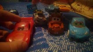 Молния МаКуин и Метр 1 сезон 4 серия / Lightning Mcqueen & Mater
