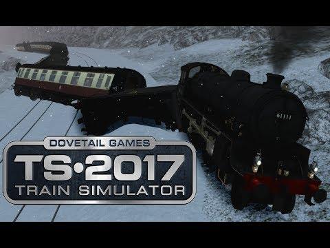 Train Simulator 2017 - Crash Compilation #1