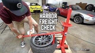 $140 Tire Mounter & Balancer TEST! Is it Worth?