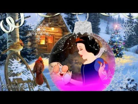 Новогоднее Рождество - Белоснежка