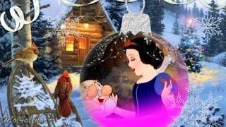 Белоснежка - новогодний клип