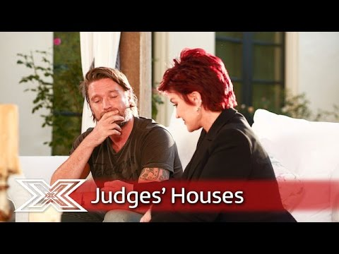 Sharon's reveal: James Wilson learns his fate | Judges' Houses | The X Factor 2016