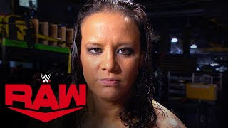 Shayna Baszler's harsh warning for Becky Lynch: Raw Exclusive, March 9, 2020