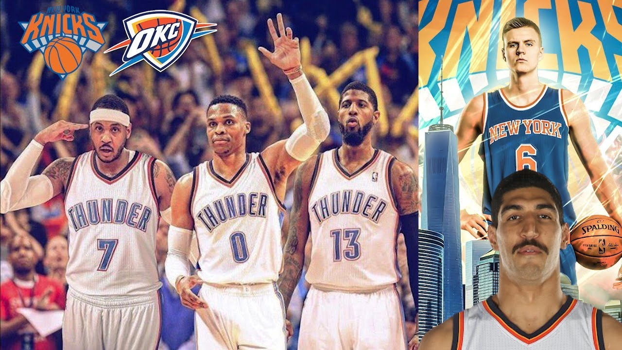 Carmelo Anthony-OKC trade: Where do the Knicks go from here?