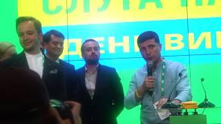 Вибор до Ради: Зеленський, Разумков та результати екзит-полів