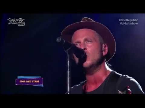 OneRepublic Stop And Stare (Live) Rock In Rio 2015