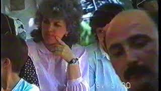 Осетинская свадьба 90-х