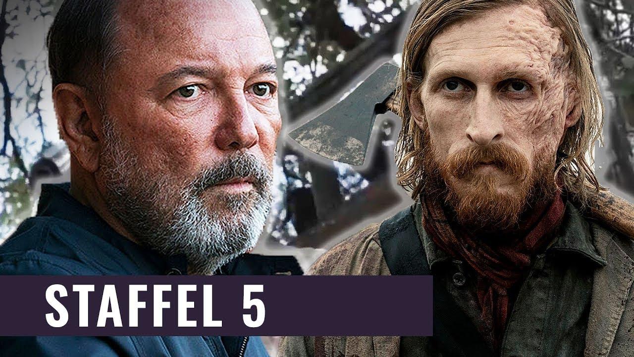 Wann L�Uft The Walking Dead Staffel 5