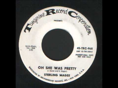 Sterling Magee - Oh she was pretty - R&B Soul wmv
