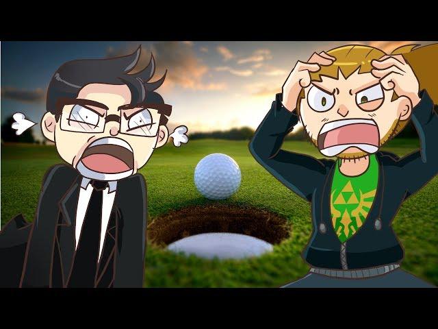 Vertiginous Golf w/ Sven   The Ragiest GOLF I HAVE EVER PLAYED #2